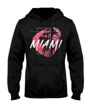 Miami City Hooded Sweatshirt tile