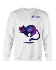BEST CAT MOM IN THE GALAXY Crewneck Sweatshirt tile
