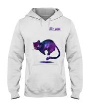 BEST CAT MOM IN THE GALAXY Hooded Sweatshirt tile