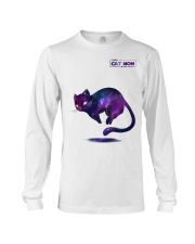 BEST CAT MOM IN THE GALAXY Long Sleeve Tee tile