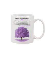 To my Godmother Mug front