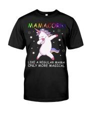 MAMACORN Classic T-Shirt front