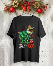 Tree Rex Classic T-Shirt lifestyle-holiday-crewneck-front-2