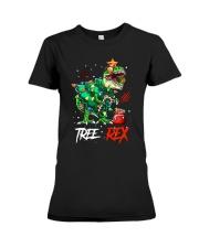 Tree Rex Premium Fit Ladies Tee tile