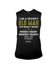 I AM A GRUMPY OLD MAN Sleeveless Tee tile
