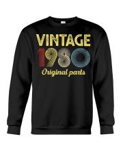 40th Birthday Gift T-Shirt - Retro Birthday Crewneck Sweatshirt tile