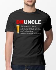 DRUNCLE Classic T-Shirt lifestyle-mens-crewneck-front-13