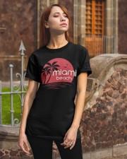 Miami Beach City Classic T-Shirt apparel-classic-tshirt-lifestyle-06