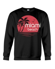 Miami Beach City Crewneck Sweatshirt tile