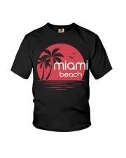 Miami Beach City Youth T-Shirt tile