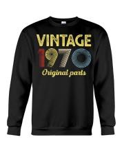 50th Birthday Gift T-Shirt - Retro Birthday  Crewneck Sweatshirt tile
