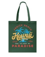 Hawaii City Tote Bag tile