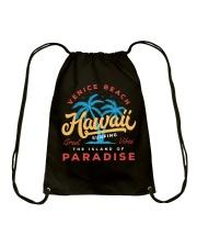 Hawaii City Drawstring Bag tile