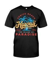 Hawaii City Classic T-Shirt front