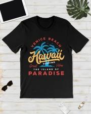 Hawaii City Classic T-Shirt lifestyle-mens-crewneck-front-17