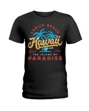 Hawaii City Ladies T-Shirt tile
