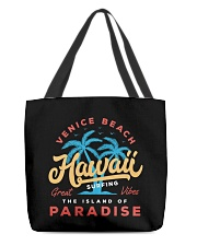 Hawaii City All-Over Tote tile