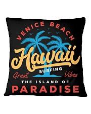 Hawaii City Square Pillowcase tile