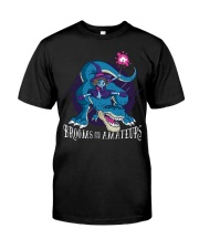 BROOMS ARE FOR AMATEURS Premium Fit Mens Tee tile
