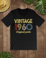 60th Birthday Gift T-Shirt - Retro Birthday Classic T-Shirt lifestyle-mens-crewneck-front-18