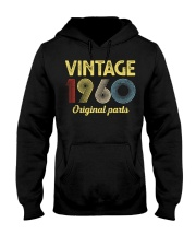 60th Birthday Gift T-Shirt - Retro Birthday Hooded Sweatshirt tile
