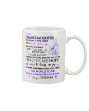 To my Granddaughter from Mimma Mug front