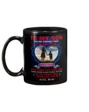 Perfect Christmas Mug for your Son Mug back