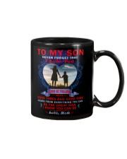 Perfect Christmas Mug for your Son Mug front