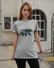 Women's Mama Bear Floral Classic T-Shirt apparel-classic-tshirt-lifestyle-19