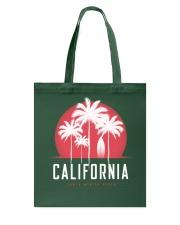 California City Tote Bag tile