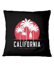 California City Square Pillowcase tile