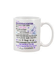 To my Granddaughter from Gammie Mug front