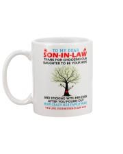 Son-in-law Mug back