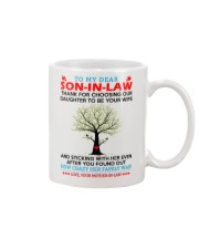 Son-in-law Mug front