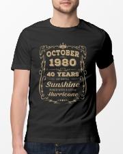 October 1980 Sunshine Classic T-Shirt lifestyle-mens-crewneck-front-13