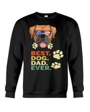 Best Dog Dad Ever  Crewneck Sweatshirt tile