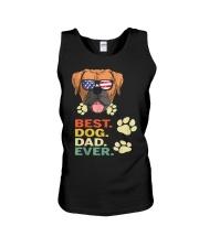 Best Dog Dad Ever  Unisex Tank tile