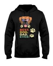 Best Dog Dad Ever  Hooded Sweatshirt tile
