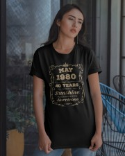 May 1980 Sunshine Classic T-Shirt apparel-classic-tshirt-lifestyle-08