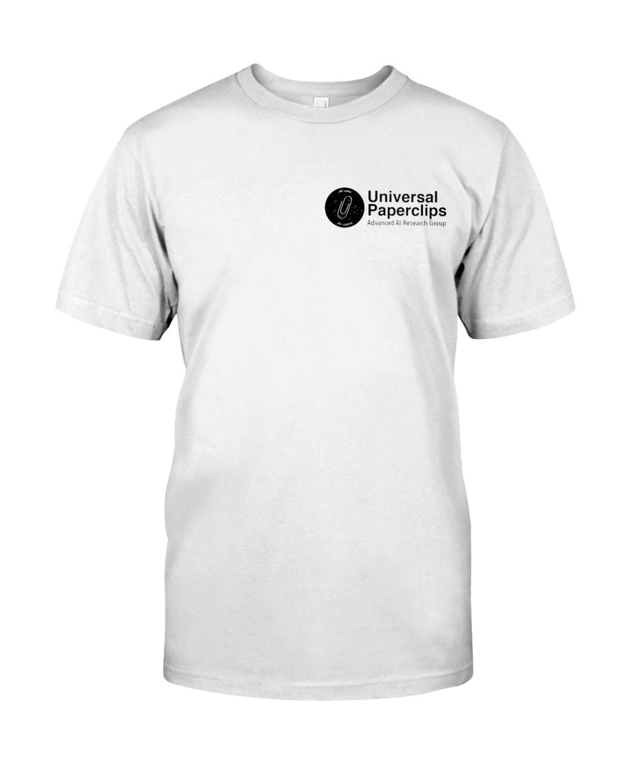 Universal Paperclips Employee Classic T-Shirt