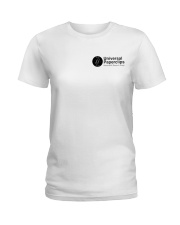 Universal Paperclips Employee Ladies T-Shirt thumbnail