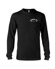 Fired Up Garage Dallas Texas - Front and Back Long Sleeve Tee thumbnail