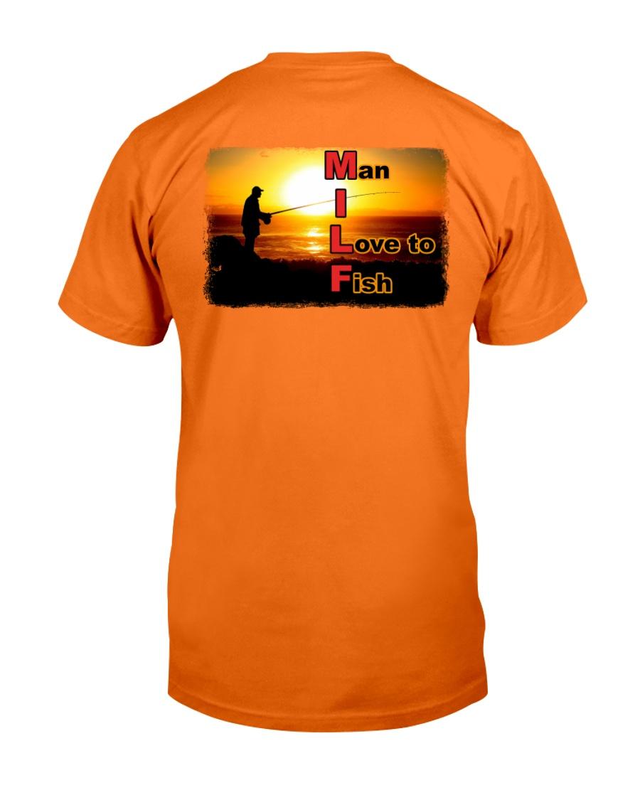 MILF - Man i love to fish 2017 Classic T-Shirt