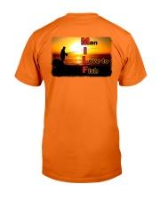 MILF - Man i love to fish 2017 Classic T-Shirt back