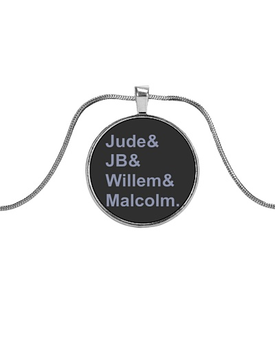 Jude JB Willem Malcolm shirt A Little Life Book