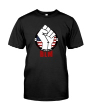 BLM - BLACK LIVES MATTER Classic T-Shirt thumbnail