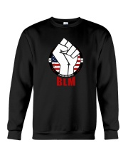 BLM - BLACK LIVES MATTER Crewneck Sweatshirt thumbnail