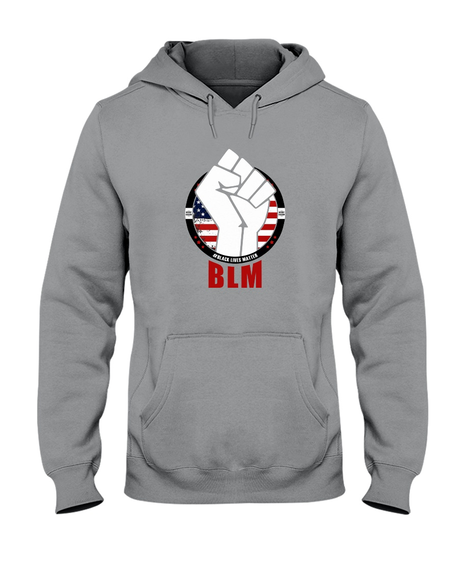 BLM - BLACK LIVES MATTER Hooded Sweatshirt