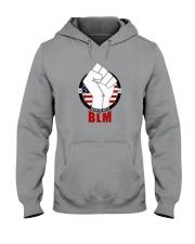 BLM - BLACK LIVES MATTER Hooded Sweatshirt front