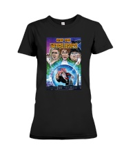 Stop The Witch Hunt T Shirt Premium Fit Ladies Tee thumbnail